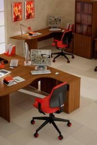 Мебель для персонала серия