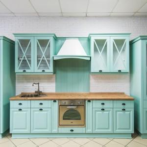 Кухня №1 в стиле Прованс